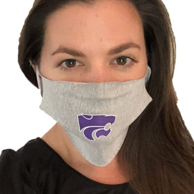 K-State Wildcats Face Masks 5-pack