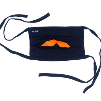Mustache Anti-Microbial Face Mask