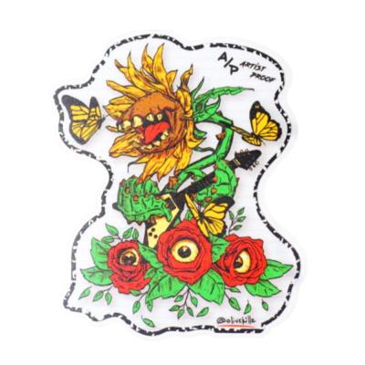 FSF Sunflower Sticker