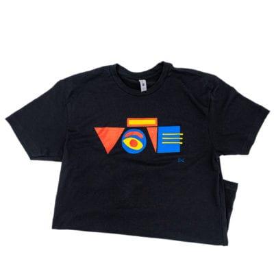 """Vote"" Moderne T-Shirt"